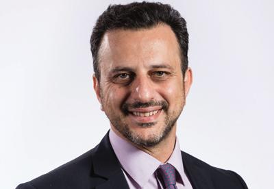Nasser AliKhasawneh, regional managing partner - Middle East
