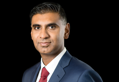 Rovine Chandrasekera, managing partner