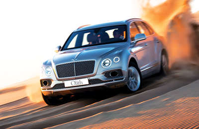 the-oath-April-2017-motoring-bently-bentayga-action