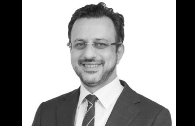Nasser Ali Khasawneh, managing partner – Middle East